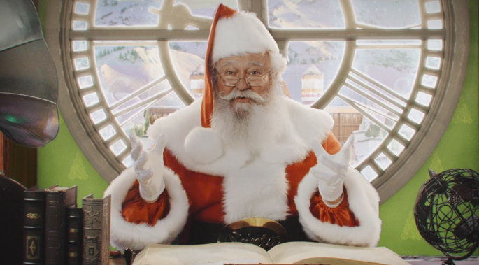 Video Message from Santa