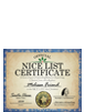 2019Personalized Nice Certificate